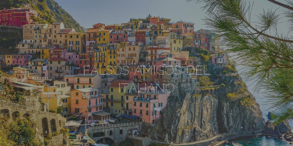 5 Falsos amigos para comer bien en Italia