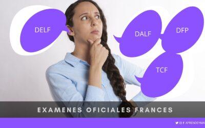 Exámenes oficiales de francés: ¿qué opciones hay en España?