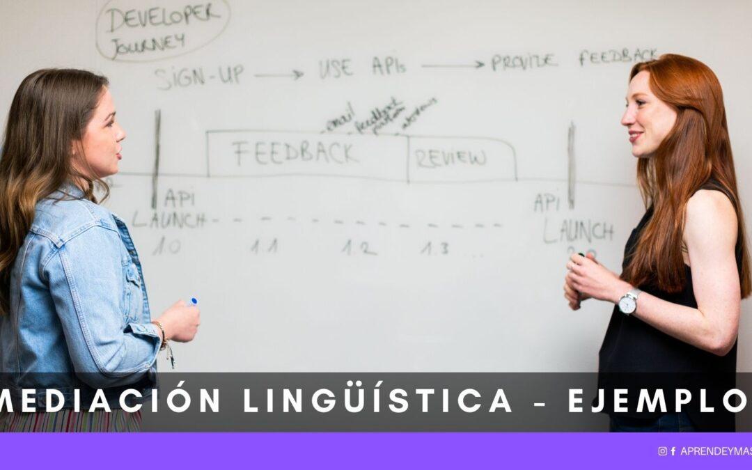 Mediación lingüística B2 – Modelos de examen y ejemplos corregidos