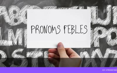 LOS PRONOMBRES EN VALENCIANO – Guía para castellano parlantes