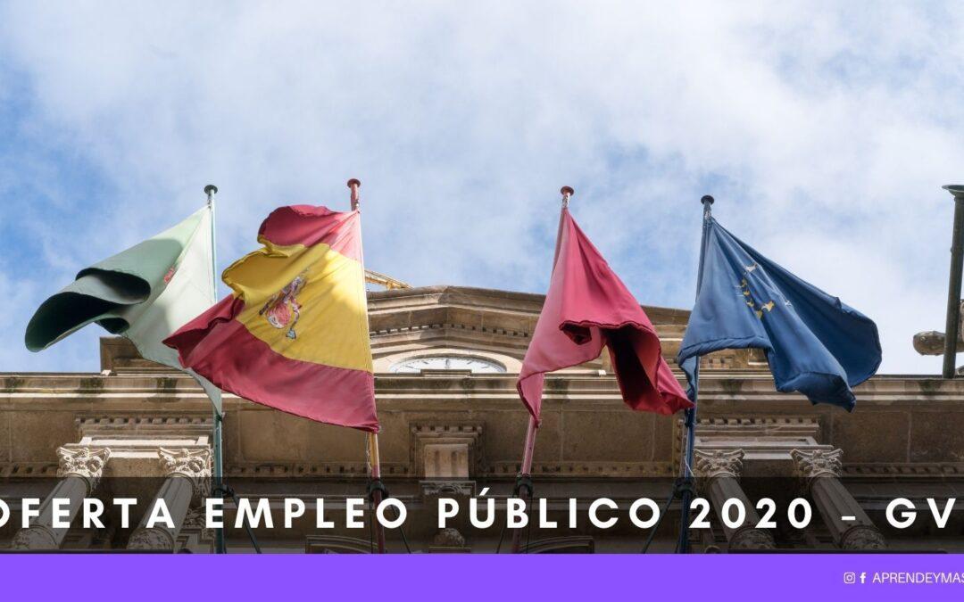 Guía de oposiciones a la Generalitat Valenciana 2021
