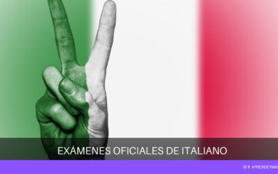 Exámenes oficiales de italiano. ¿Qué opciones hay para certificarse?
