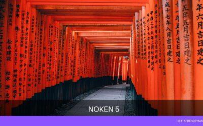 Noken 5 – Todo lo que necesitas saber: estructura y modelos de examen